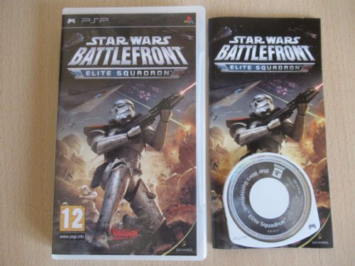 Star Wars Battlefront Elite Squadron (PSP)